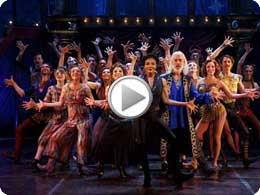 Pippin Musical in Chicago