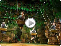 Matilda The Musical on Broadway